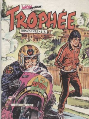 TROPHEE N°49 – Un mouton en or – MON JOURNAL 1983