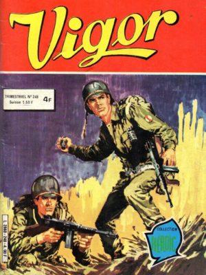VIGOR N°248 – L'île des lépreux – AREDIT 1982