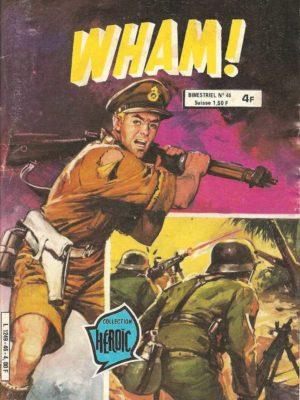 WHAM N°46 – La patrouille du désert – AREDIT 1982