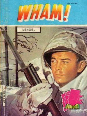 WHAM N°78 – L'espion tombé du ciel – AREDIT 1987