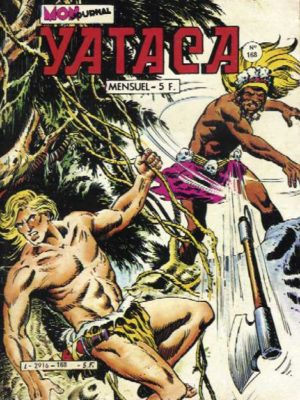 YATACA N°168 – LES DOIGTS DE NAHU (Mon Journal 1982)