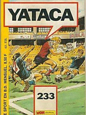 YATACA N°233 – Pour sauver Town – Mon Journal 1987