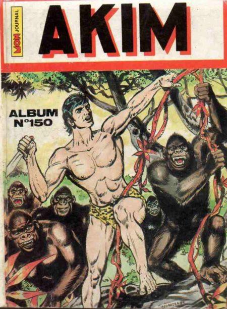 AKIM (1e série) ALBUM (N°700-702-703-722)