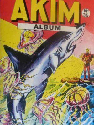 AKIM (1e série) ALBUM 35 (N°213-214-215-216-217-218) MON JOURNAL 1969