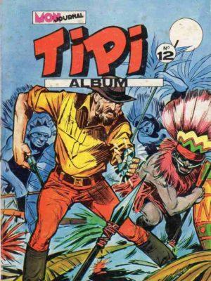 TIPI ALBUM 12 (N°34-35-36) Mon Journal 1976