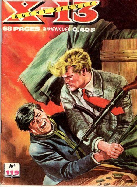 X13 AGENT SECRET N°119 - Troisième acte - IMPERIA 1965