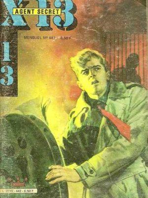 X13 AGENT SECRET N°442 – Abracadabra – IMPERIA 1986