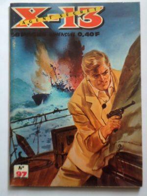 X13 AGENT SECRET N°97 Secret professionnel (IMPERIA 1964)