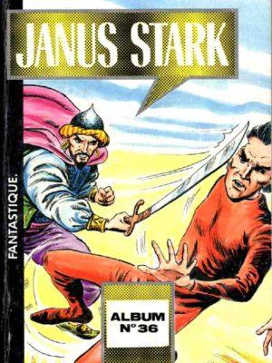 JANUS STARK ALBUM 36 (106-107-108) Mon Journal 1987