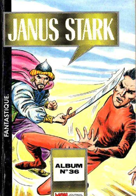 JANUS STARK ALBUM 36 (106-107-108)
