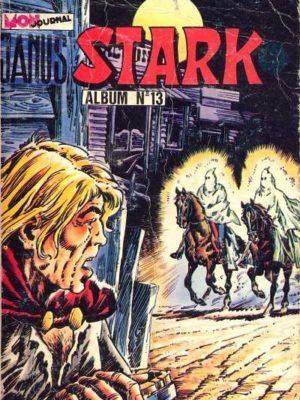 JANUS STARK ALBUM 13 (N°37-38-39) Mon Journal 1982