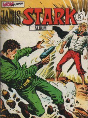 JANUS STARK ALBUM 14 (N°41-42-43) Mon Journal 1982