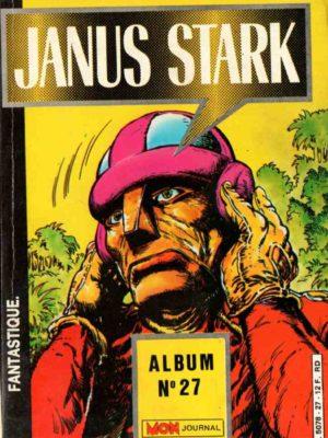 JANUS STARK ALBUM 27 (N°79-80-81) Mon Journal 1985