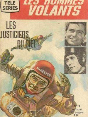 Les Hommes Volants N°1 – Les justiciers du ciel – OZ 1963