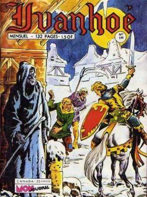 IVANHOE  N°149 Les tueurs de la nuit – Mon Journal 1972