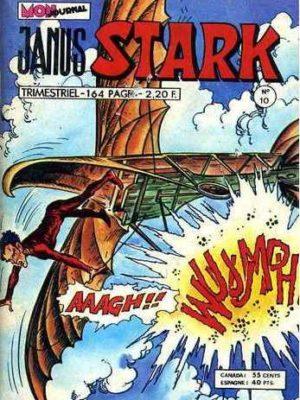 JANUS STARK N°10 La mort de près – Mon Journal 1975