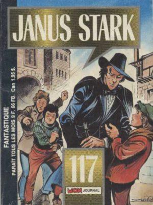 JANUS STARK N°117 Le maître du désert – Mon Journal 1988
