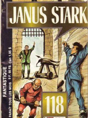 JANUS STARK N°118 Le bourreau fantôme – Mon Journal 1988