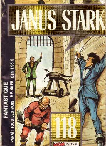 JANUS STARK 118 BD Mon Journal