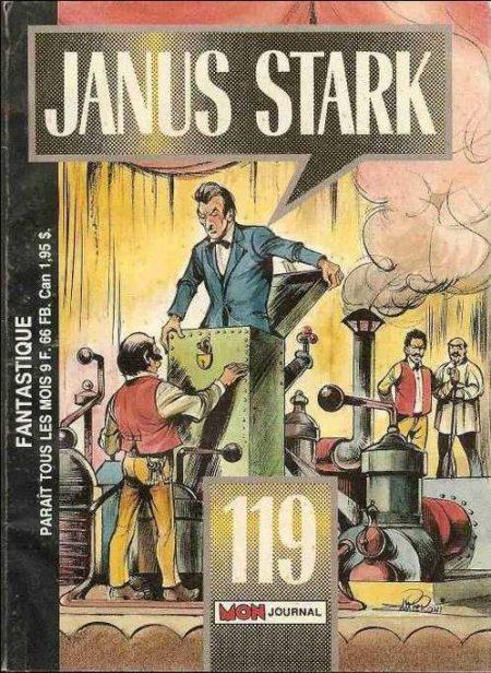 JANUS STARK 119 BD Mon Journal