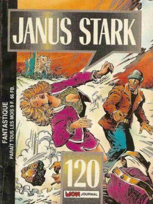 JANUS STARK N°120 Le glacier du destin – Mon Journal 1988