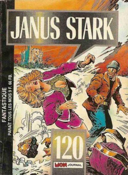 JANUS STARK 120 BD Mon Journal