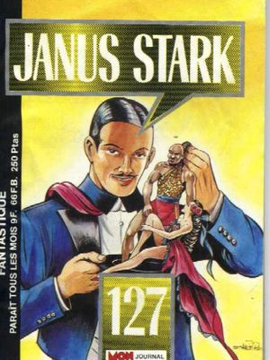 JANUS STARK N°127 Mandrake – Le collège de la magie – Mon Journal 1989