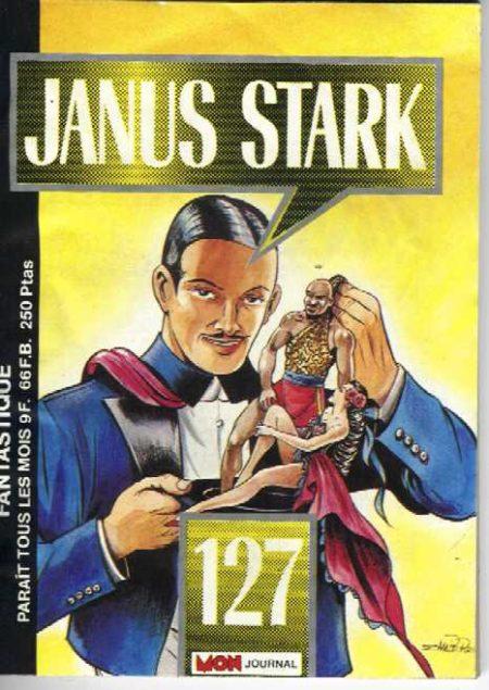 JANUS STARK 127 mandrake
