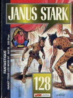 JANUS STARK N°128 Mandrake – Le torrent de lave – Mon Journal 1989