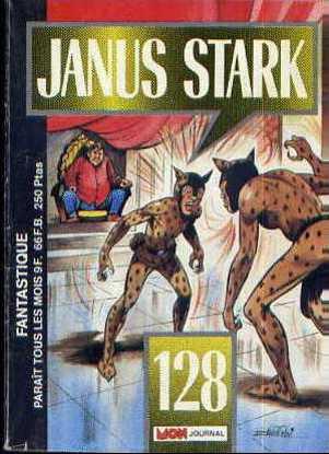 JANUS STARK 128 mandrake