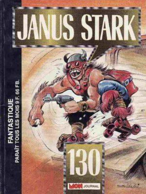 JANUS STARK N°130 Ça chauffe pour Mandrake – Mon Journal 1989