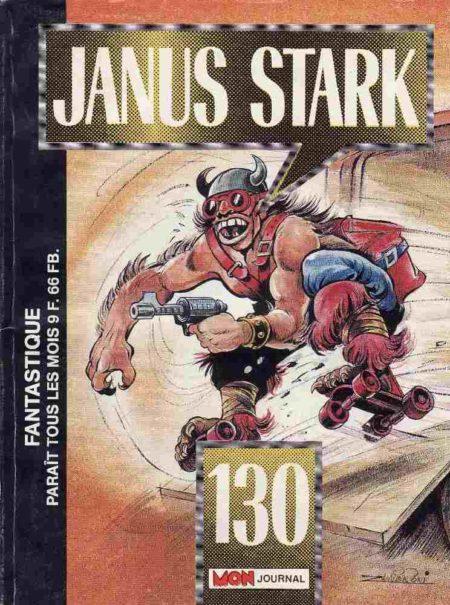 JANUS STARK 130 mandrake