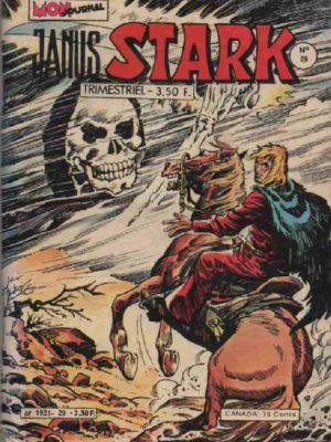 JANUS STARK N°29 Le sablier de la mort – Mon Journal 1980