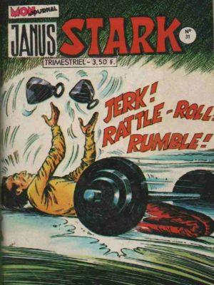 JANUS STARK N°31 Le cabinet de l'oubli – Mon Journal 1981