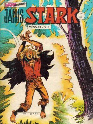 JANUS STARK N°50 A couteaux tirés – Mon Journal 1983
