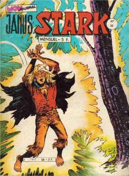 JANUS STARK 50 BD Mon Journal
