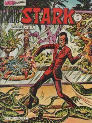 JANUS STARK N°53 La porteuse de sommeil – Mon Journal 1983