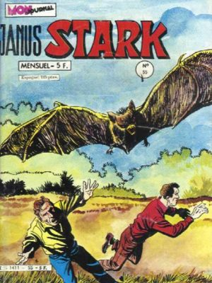 JANUS STARK N°55 Le rival – Mon Journal 1983