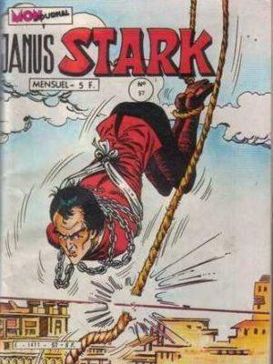JANUS STARK N°57 Aux trois tonneaux – Mon Journal 1983