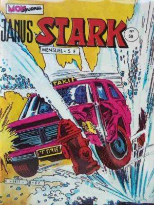 JANUS STARK N°59 Le puzzle chinois – Mon Journal 1983