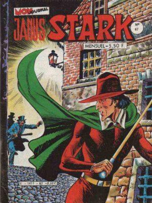JANUS STARK N°67 Le roi des mendiants – Mon Journal 1984