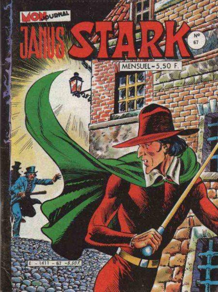JANUS STARK 67 BD Mon Journal