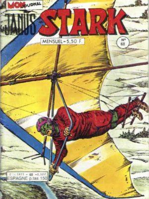 JANUS STARK N°68 La Verte – Mon Journal 1984
