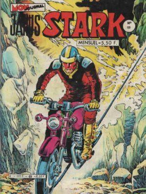 JANUS STARK N°69 Le puits de l'enfer – Mon Journal 1984