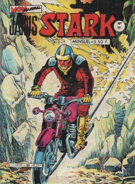 JANUS STARK 69 BD Mon Journal