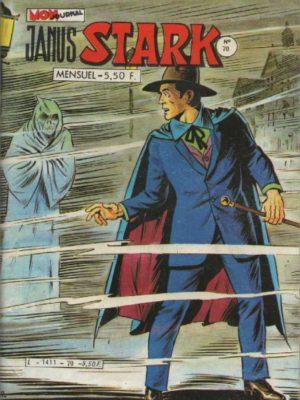 JANUS STARK N°70 La chapelle des sortilèges – Mon Journal 1984