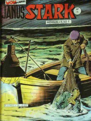 JANUS STARK N°71 L'homme du passé – Mon Journal 1984