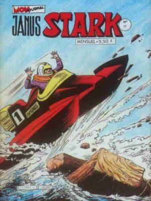 JANUS STARK N°72 Pour la Reine d'Angleterre – Mon Journal 1984