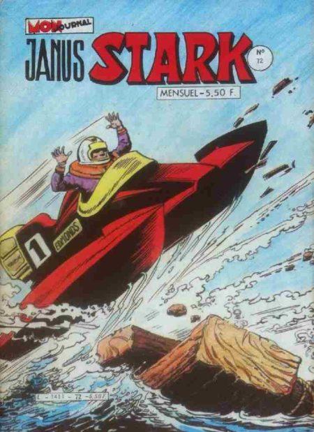 JANUS STARK 72 BD Mon Journal