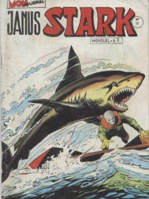 JANUS STARK N°73 Le coup de Trafalgar – Mon Journal 1985